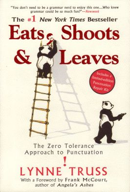 eats,shoot,and leaves