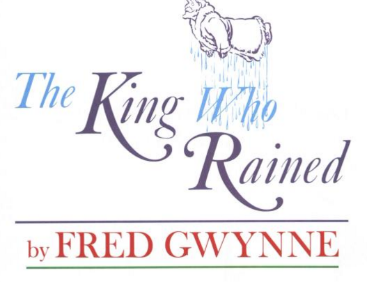 The king who rainedreigned multicatable posted in book review fandeluxe Image collections