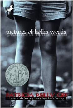 Hollis Woods book